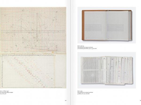"""Selecció del catàleg """"Art & Language. Incomplet"""", pàgines 108 i 109"""
