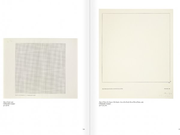 Selection from the catalogue 'Art & Language. Uncompleted', pages  116 and 117