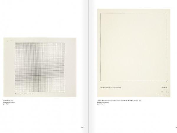 """Selección del catálogo """"Art & Language. Incompleto"""", páginas 116 y 117"""
