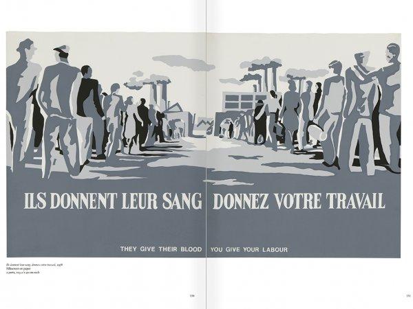 """Selección del catálogo """"Art & Language. Incompleto"""", páginas 150 y 151"""