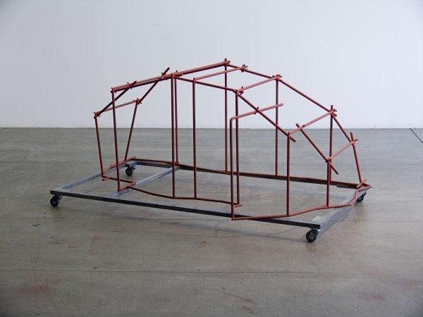 "Sergi Aguilar ""Ruta vermella"", 2009 Fotògraf: Pau Aguilar Amorós"