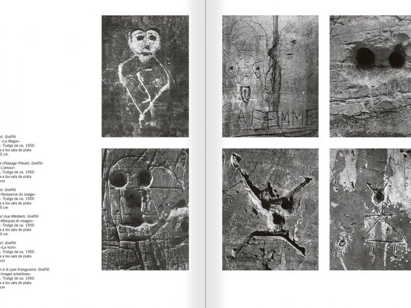 Selection from the catalogue 'Relational Objects. MACBA Collection 2002-07', pages 52 and 53