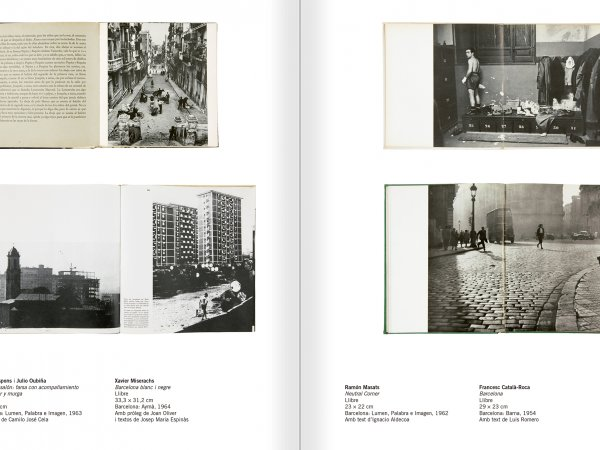 Selection from the catalogue 'Relational Objects. MACBA Collection 2002-07', pages 72 and 73