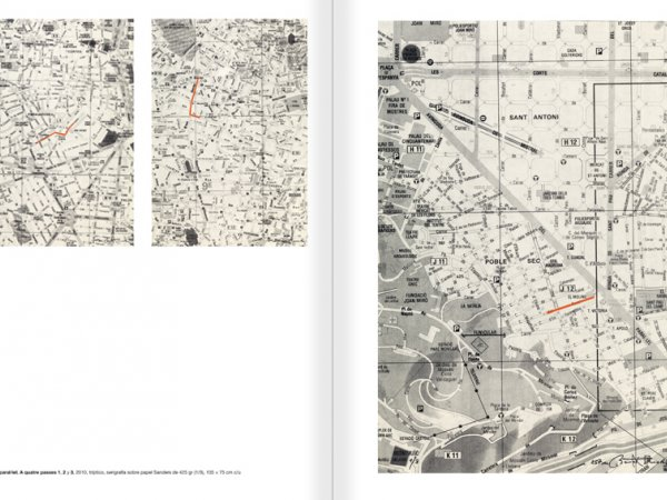 Selection from the catalogue 'Paralelo Benet Rossell', pages 176 and 177