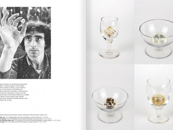 """Selecció del catàleg """"Paral·lel Benet Rossell"""" pàgines 28 i 29"""