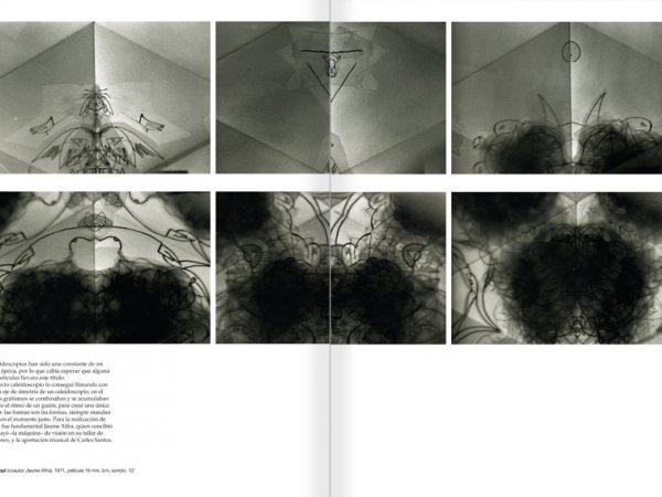 """Selecció del catàleg """"Paral·lel Benet Rossell"""" pàgines 44 i 45"""