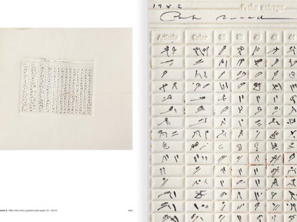 """Selecció del catàleg """"Paral·lel Benet Rossell"""" pàgines 90 i 91"""
