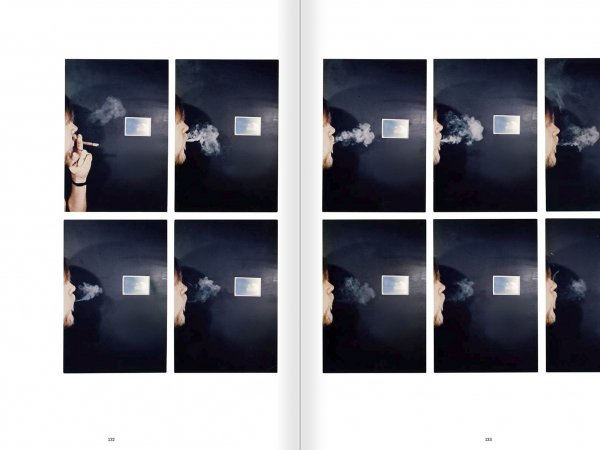 Selection from the catalogue 'John Baldessari. Pure Beauty', pages 132 and 133