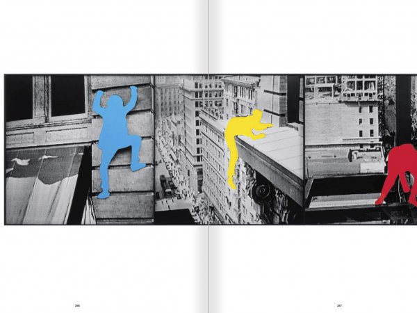 Selection from the catalogue 'John Baldessari. Pure Beauty', pages 286 and 287