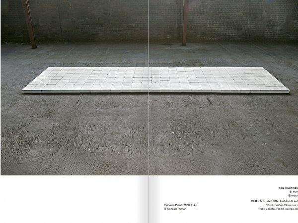 Selection from the catalogue 'With a Probability of Being Seen. Dorothee and Konrad Fischer: Archives of an Attitude', pages 196 and 197