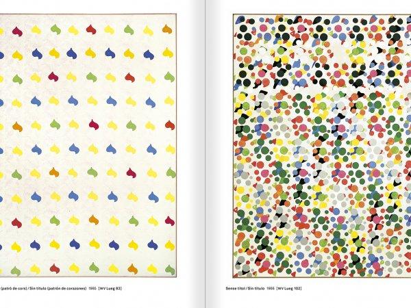 """Selecció del catàleg """"Amb la probabilitat de ser vist. Dorothee i Konrad Fischer: Arxius d'una actitud"""" pàgines 28 i 29"""