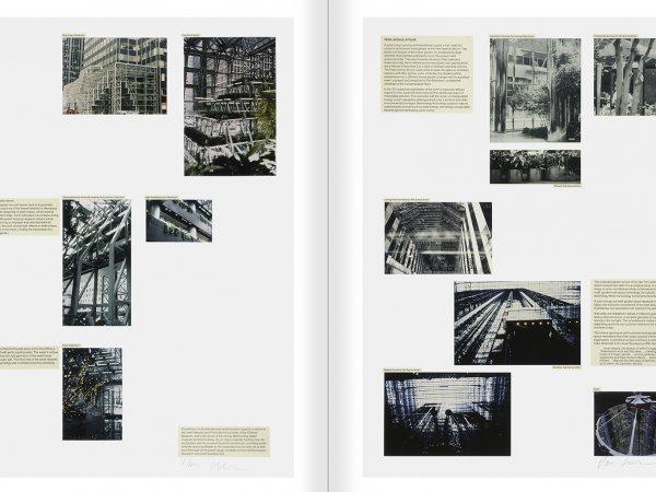 """Selección del catálogo """"Modernologías. Artistas contemporáneos investigan la modernidad y el modernismo"""" páginas 102 y 103"""