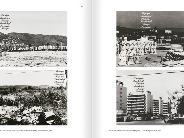 Selection from the catalogue 'Rabascall. Production 1964–82', pages 140 and 141
