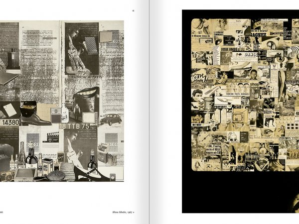 Selection from the catalogue 'Rabascall. Production 1964–82', pages 16 and 17