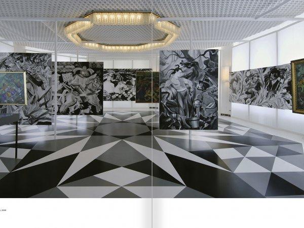"""Selección del catálogo """"Modernologías. Artistas contemporáneos investigan la modernidad y el modernismo"""" páginas 170 y 171"""