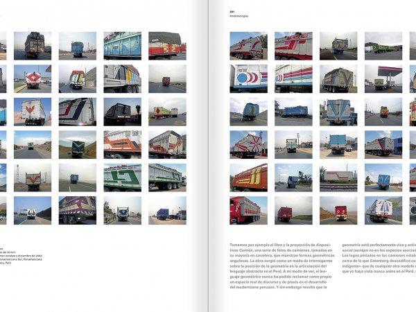 """Selección del catálogo """"Modernologías. Artistas contemporáneos investigan la modernidad y el modernismo"""" páginas 200 y 201"""