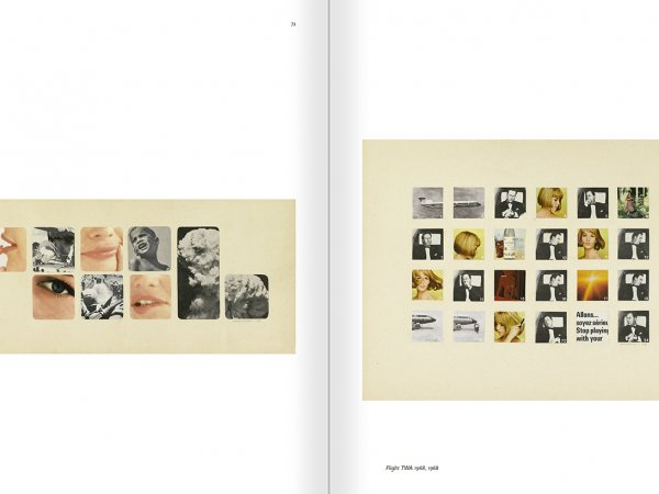 Selection from the catalogue 'Rabascall. Production 1964–82', pages 72 and 73