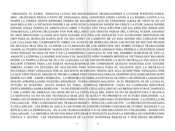 """Selección del catálogo """"Xavier Ribas. Nitrato"""" páginas 122 y 123"""