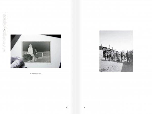 """Selección del catálogo """"Xavier Ribas. Nitrato"""" páginas 90 y 91"""