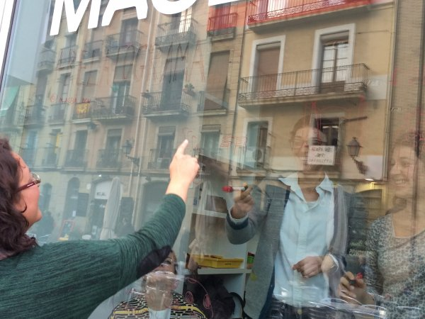 #relatogramas Foto: Anna Cerdà