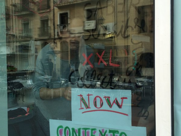#relatogramas Photo: Anna Cerdà