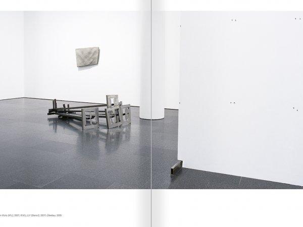 """Selecció del catàleg """"Asier Mendizabal"""" pàgines 96 i 97"""