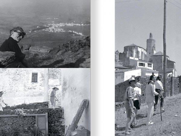 """Selecció del catàleg """"Galeria Cadaqués. Obres de la Col·lecció Bombelli"""" pàgines 6 i 7"""