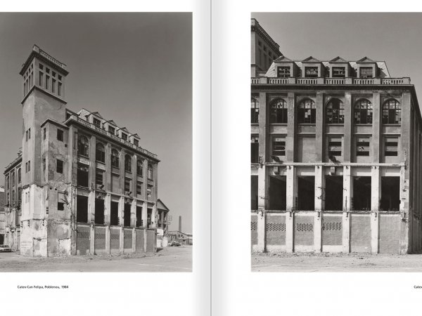 Selection from the catalogue 'Barcelona 1978-1997. Manolo Laguillo', pages 102 and 103