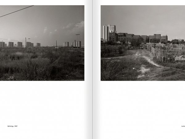 Selection from the catalogue 'Barcelona 1978-1997. Manolo Laguillo', pages 190 and 191