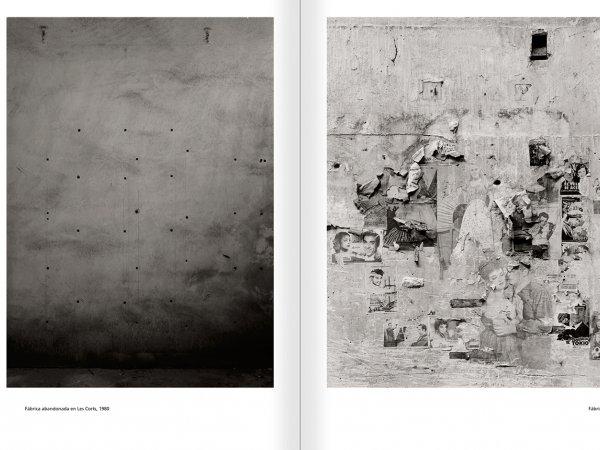 """Selecció del catàleg """"Barcelona 1978-1997. Manolo Laguillo"""" pàgines 64 i 65"""