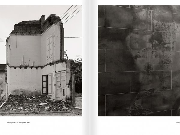 Selection from the catalogue 'Barcelona 1978-1997. Manolo Laguillo', pages 94 and 95