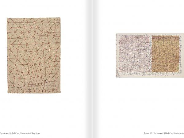 """Selecció del catàleg """"Gego. Desafiando estructuras"""" pàgines 116 i 117"""