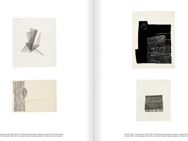 """Selecció del catàleg """"Gego. Desafiando estructuras"""" pàgines 98 i 99"""