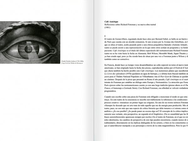 Selection from the catalogue 'Peter Friedl: Work 1964-2006', pages 194 and 195