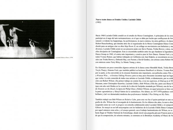 Selection from the catalogue 'Peter Friedl: Work 1964-2006', pages 204 and 205