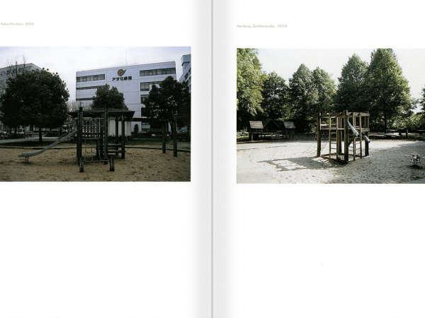 Selection from the catalogue 'Peter Friedl: Work 1964-2006', pages 316 and 317