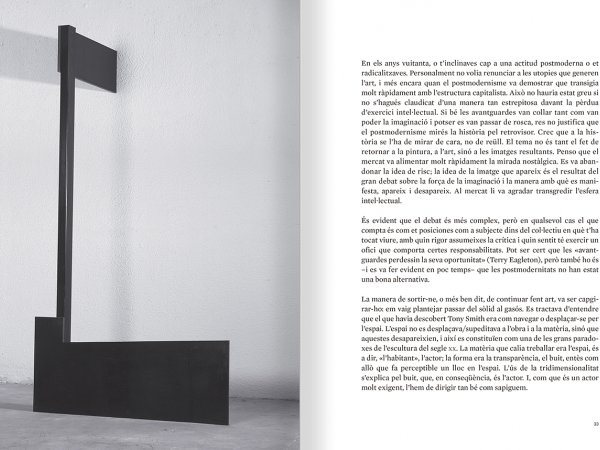 Selection from the catalogue 'Sergi Aguilar. Revers anvers', pages 32 and 33