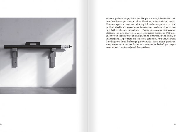 Selection from the catalogue 'Sergi Aguilar. Revers anvers', pages 98 and 99