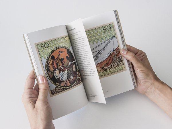 """Selección del catálogo """"Sous nos yeux"""", páginas 54 y 55"""