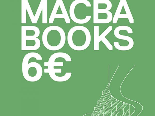 MACBA BOOKS Mercè 2015
