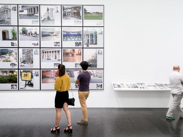 """Vistes de l'exposició """"Desitjos i necessitats"""", 2015. Foto: Miquel Coll"""