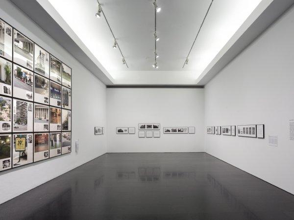 """Vistes de l'exposició """"Desitjos i necessitats"""", 2015. Foto: Rafael Vargas"""