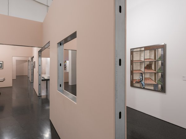 'Species of Spaces' exhibition views, 2015. Photo: Roberto Ruiz