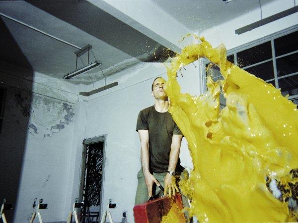 """Sergio Prego """"Tetsuo, Bound to Fail"""", 1998"""