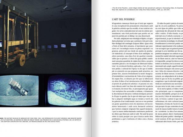 """Selecció del catàleg """"Francesc Torres. Da capo"""" pàgines 42 i 43"""