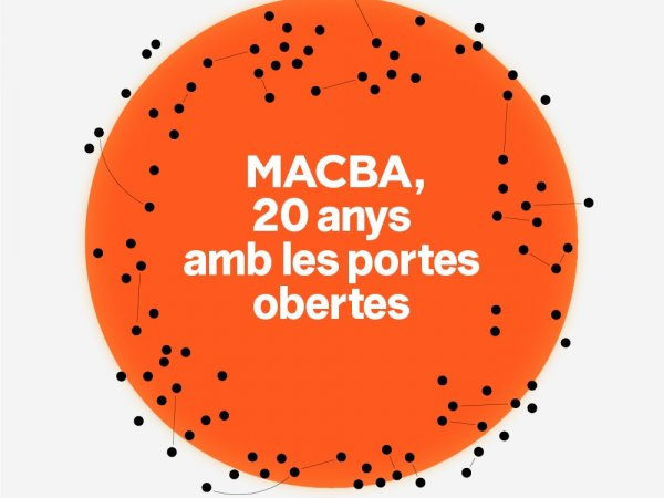 MACBA, 20 years of open doors