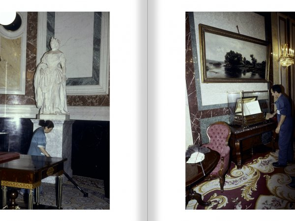 Selection from the catalogue 'Francesc Torres. Da capo', pages 180 and 181