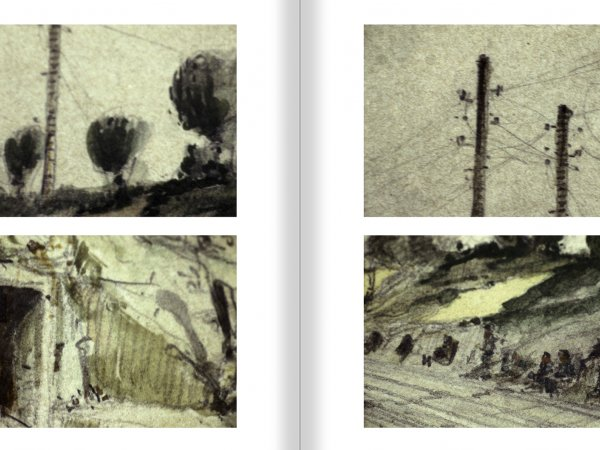 Selection from the catalogue 'Francesc Torres. Da capo', pages  208 and 209