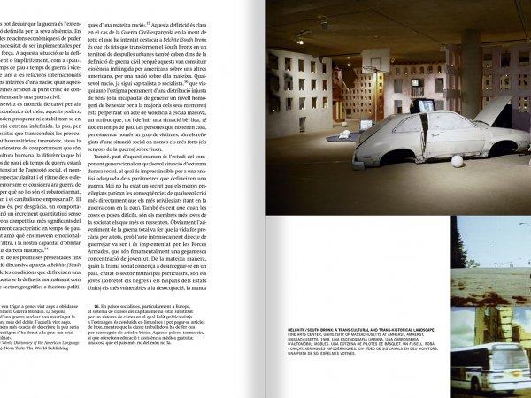 """Selecció del catàleg """"Francesc Torres. Da capo"""" pàgines 70 i 71"""