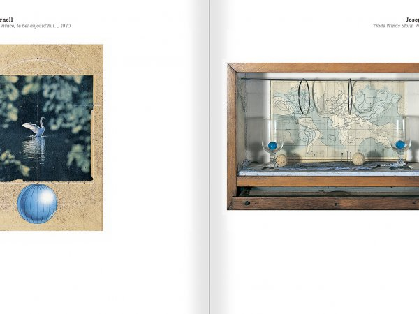 Selection from the catalogue 'Nancy Spero. Dissidances', pages  24 and 25